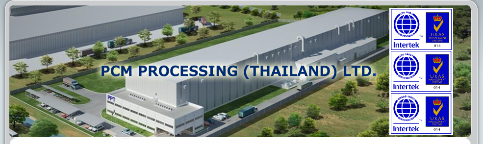 PCM PROCESSING (THAILAND) LTD.
